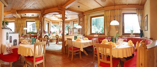 Hotel Brunnenhof Speisesaal