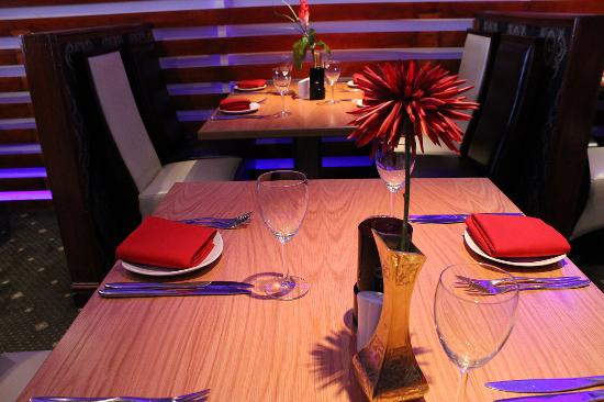 Indian Sizzler: Table Setting
