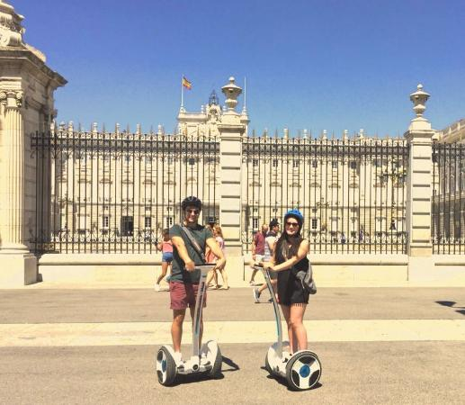 Madrid Segway City Tours