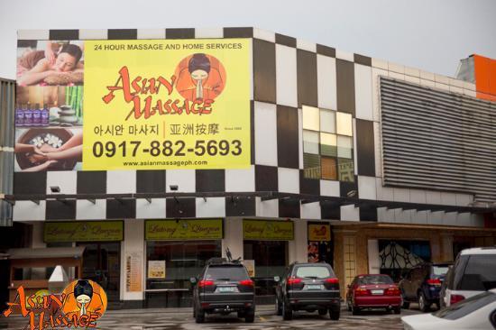 Asian massage makati simply