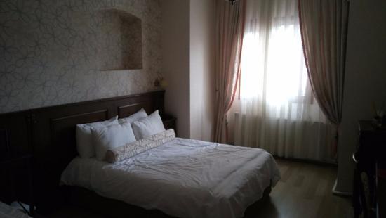 Hotel El Blanco : Ma chambre, très confortable