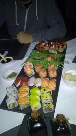 Sushi Place Foz: AMAZING SUSHI