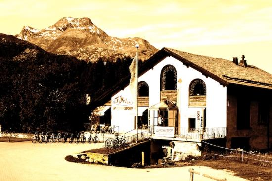 Sils im Engadin, Switzerland: getlstd_property_photo