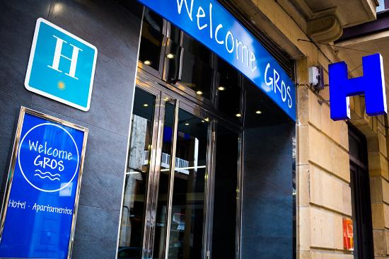Welcome Gros Hotel Apartaments