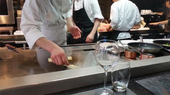 photo0 - picture of le concert de cuisine, paris - tripadvisor