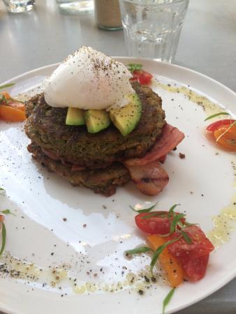 Lyndoch, أستراليا: Lunch was very tasty and beautifully presented.