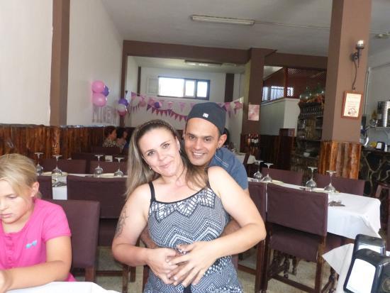 """Los Realejos, Spanyol: Прекрасный обед в """"ла масклета """""""