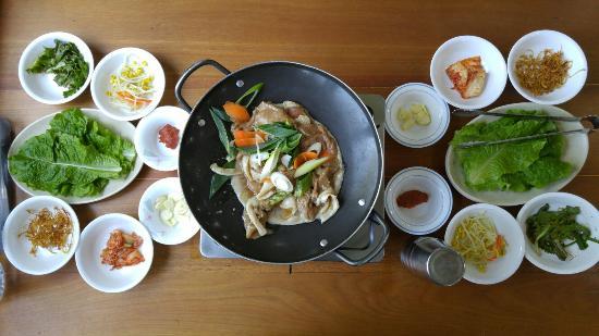 YetJeongEui Gol Restaurant