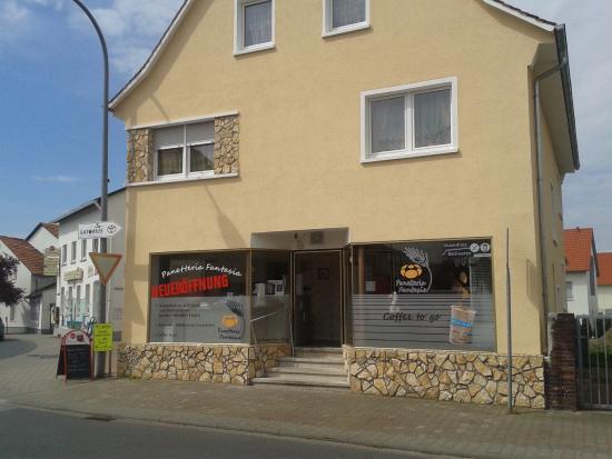 Bickenbach, Germany: Die leckere italienische Bäckerei!