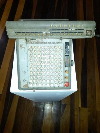 Museo Historico Municipal: Calculadora