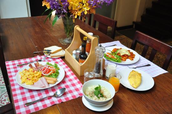 Sabye Bangkok Hotel: Breakfast