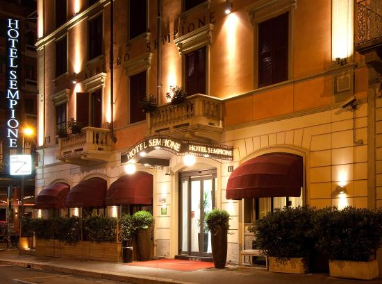 Photo of Hotel Sempione Milan