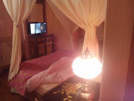 la chambre chinoise - Photo de Le Logis Déritel, Montsûrs ...