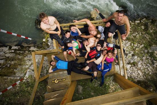 Rafting club Reflip