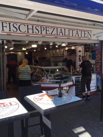 Fischspezialitaten Scheel