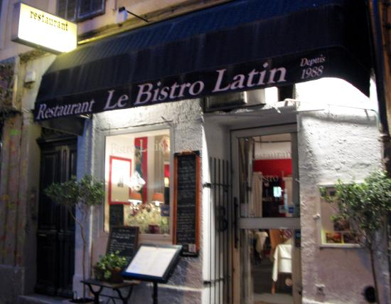 le Bistro Latin : appealing