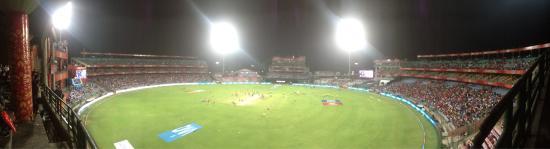 Feroz Shah Kotla Stadium: DDD v Pune IPL