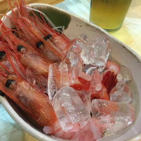 Kai Man Sushi: uni fried rice,sweet prawns,clam soup,fresh oyster,uni sushi