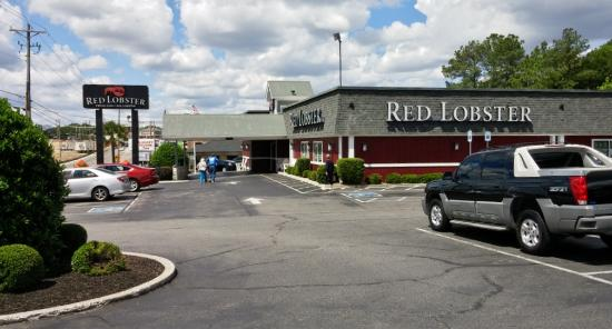 Red Lobster, Cayce, SC, May 2016