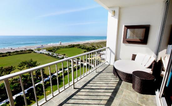 Blockade Runner Beach Resort Oceanfront Stateroom Balcony