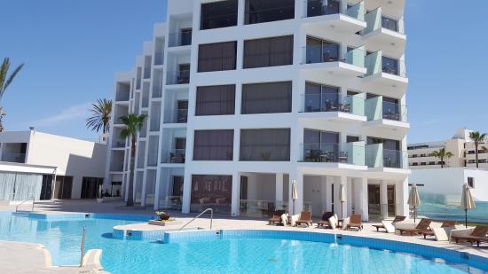 Deluxe Wing Bild Von Adams Beach Hotel Ayia Napa Tripadvisor