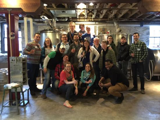 Lancaster County Brewery Tours