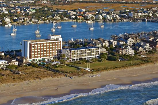 Blockade Runner Beach Resort: From Surf to Sound