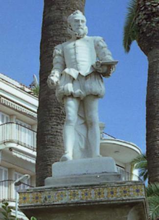 Monument a El Greco