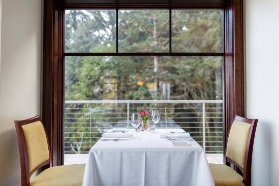 Depoe Bay, Oregón: Restaurant Seating
