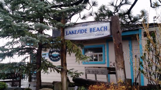 Lakeside Beach House Restaurant