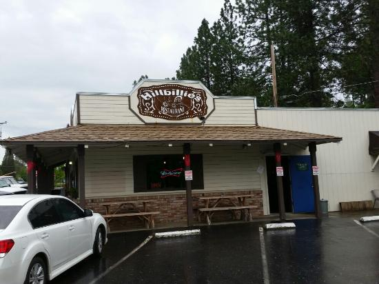 Hillbillies Restaurant: 20160506_085857_large.jpg