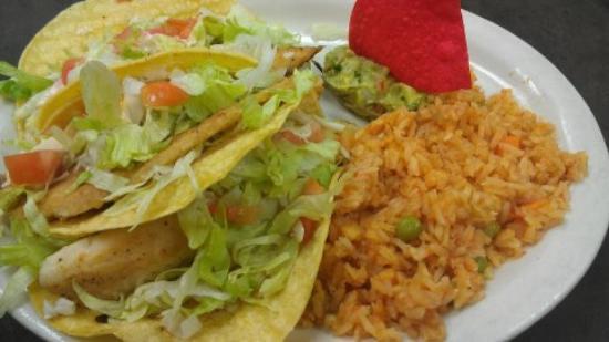 Kerrville, TX: Fish Tacos