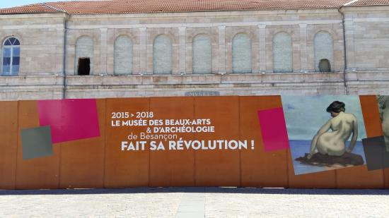 Foto de Musee des Beaux-Arts et d'Archeologie de Besancon