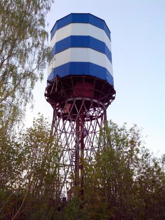 Shukhovskaya Water Tower