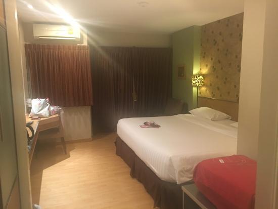 Bangkok Loft Inn: 객실