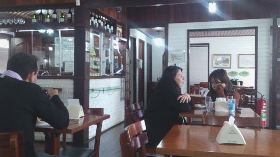 Restaurante Rancho Alegre Cascatinha