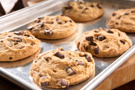 Erma's Fresh-Baked Cookies - Picture of Max & Erma's ...