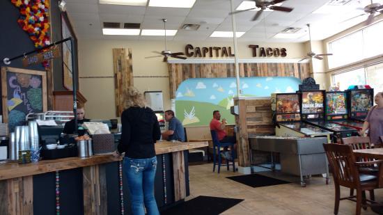 Capital Tacos