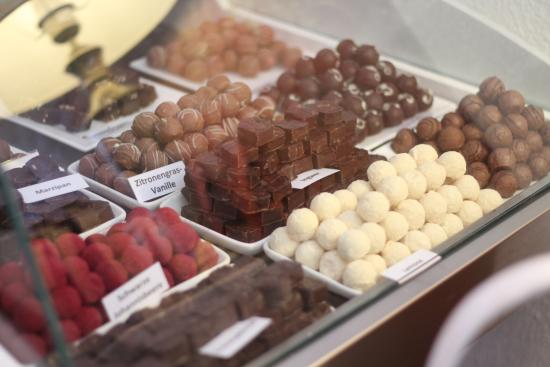 Eat The World Food Tours Dresden: Pralinen im Dresdner Schokoladenhandwerk