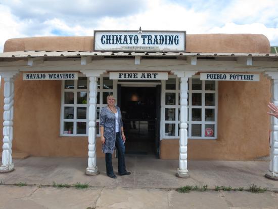 Ranchos De Taos, NM: Chimayo Trading Del Norte Gallery