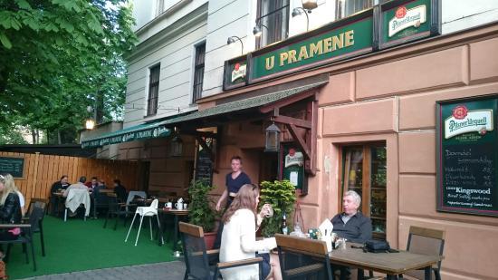 Restaurace U Pramene