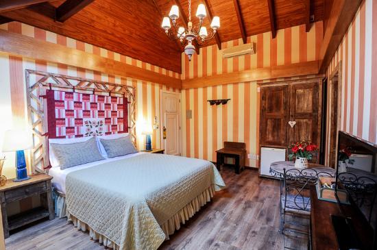 Hotel Petit Casa da Montanha: Aptos