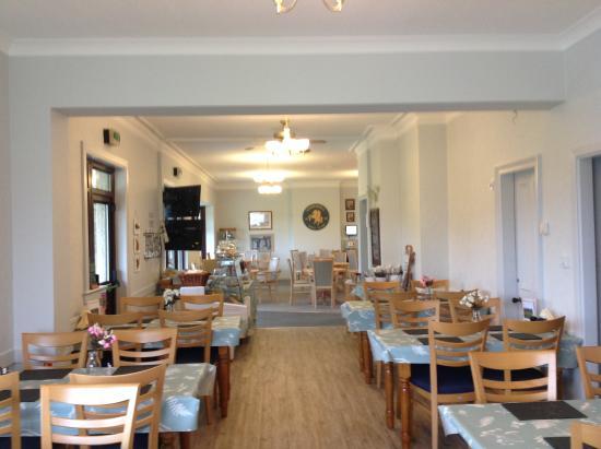The Green Tearoom: New look