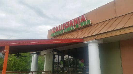 California Mexican Grill & Bar