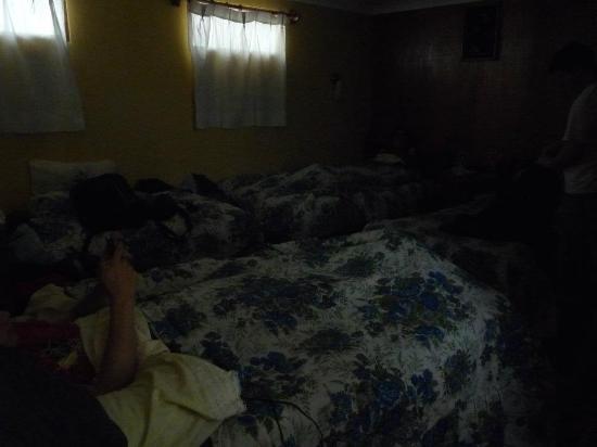 Hostal Resbalosa: la habitacion