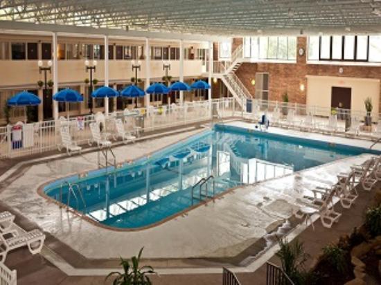 South Beloit, Ιλινόις: Indoor Pool