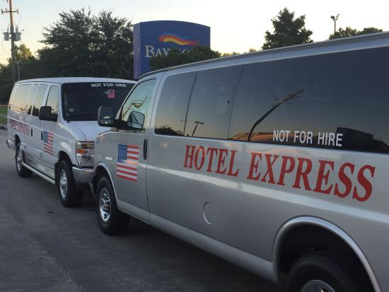 Express Cruise Line Shuttle: Some of the Inventory in the fleet