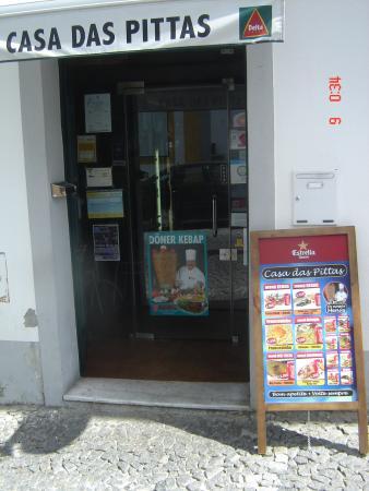 Casa Das Pittas