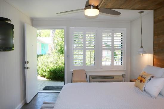 แอตแลนติกบีช, ฟลอริด้า: Newly renovated Cozy Cabana Single Queen