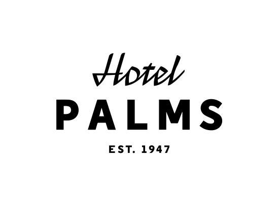 แอตแลนติกบีช, ฟลอริด้า: New Hotel Palms logo